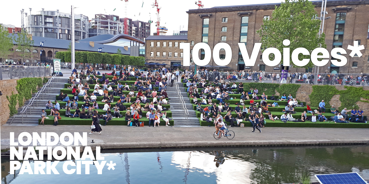 100 Voices - 21, 22, 23 July 2020